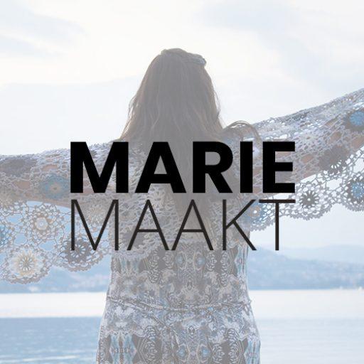 Marie maakt